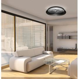 Ventilador plafón 35w LED +35w
