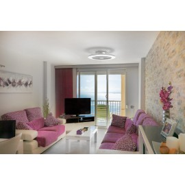 Ventilador de techo Alisio XL con luz regulable