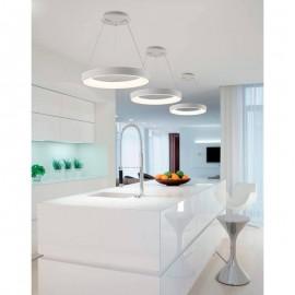 Lámpara colgante LED 50w 65cm
